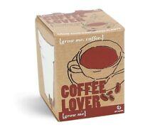 Grow Me Coffee Lover, Grow your own Coffee Plant Coffee Gift