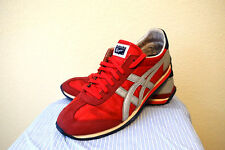 Asics Onitsuka Tiger California 78 OG VIN Red Silver Men 9.5 Sneaker Shoes