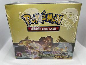 Pokemon TCG Sword and Shield Darkness Ablaze Booster Box - 36 packs