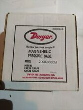 New listing Dwyer Magnehelic Pressure Gauge