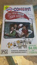 THE GREAT ST TRINIAN'S TRAIN ROBBERY  - FRANKIE HOWERD, DORA BRYAN -  VIDEO  VHS