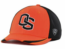 Oregon State Beavers Tow Sifter Memory Fit Ncaa Logo Stretch Fit Cap Hat M/L
