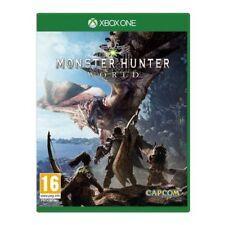 Monster Hunter: World Inc DLC (Xbox One) Brand New & Sealed UK PAL