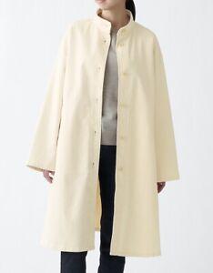 Muji Cotton Kapok Coat unisex