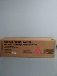 Ricoh 828187 Magenta Toner Cartridge, Pro C751, Pro C751EX, Pro C651EX