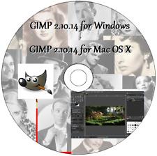 GIMP 2019 edición de imagen profesional editor de fotos PC Windows 10, 8, 7 & Mac