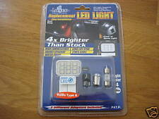 Luxer 1 9 LED Universal Light Kit Type A - WHITE NEW!!