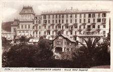 #S. MARGHERITA LIGURE: GRAND HOTEL IMPERIAL- ediz. DIENA 5536
