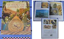 Livre Le secret de l'astrolabe, Ecole des Loisirs 2016, Fabian Grégoire,