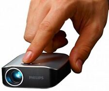 Philips Picopix PPX2055/F7 Pico Projector, 55 Lumens, 4.1 Oz, USB For PC