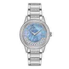 Bulova 96L260 Turnstyle Women's Watch Stainless Steel - Silver