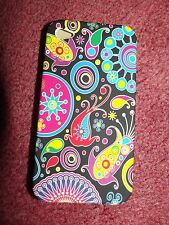 iphone 4 flexible case with screen protector funky design