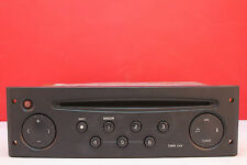 RENAULT CLIO UPDATELIST CD RADIO PLAYER AND CODE 2005 2006 2007 2008 UPDATE LIST