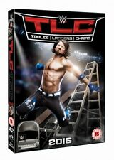Official WWE - TLC 2016 (Tables, Ladders & Chairs) Event DVD