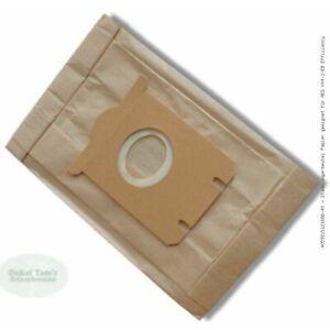 40 x Staubsaugerbeutel Papier geeignet für AEG VX4-1-EB Efficiency