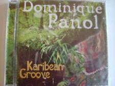 Album CD DOMINIQUE PANOL Karibean Groove neuf