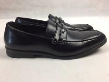 "Marc Anthony Men's ""Cortez"" Black Loafers Dress Shoes US Size 13"