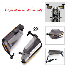 2PCS ATV Motorcycle Handle Bar Hand Guard Protector Fit for 22mm handle bar