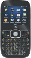 AT&T GoPhone - AT&T ZTE Z432 Prepaid Cell Phone - Black