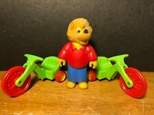Vintage 1986 Berenstain Bears PVC Figure
