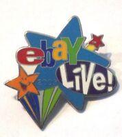 Live 2003 Orlando Florida ENTERTAINMENT Yellow Star Enamel Lapel Pin Back N