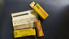 Kodak Verichrome Pan VP 120 film (2 expired film) rolls Feb 1969 Made in England