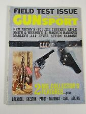 Gunsport Magazine -Field Test Issue- July 1964