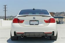 Carbon Fiber BMW 4 series F32 2 Door M4 Style Rear Boot Spoiler  2014+ UK Seller