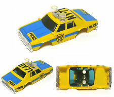 1980 Aurora AFX 1979 Chevy CAPRICE Pursuit HY-71 Police Slot Car BODY ONLY #1979