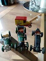 Vintage Matchbox Yeasteryear Lledo Days Gone By CORGI, Toy Car job lot Bundle.
