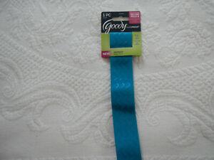 Goody Slideproof  Teal/Turquoise   Headband   NIP