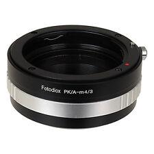 Fotodiox Objektivadapter Pentax K AF Lens for MFT Micro4/3/M4/3 Aperture Control