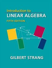 Introduction to Linear Algebra - Gilbert Strang 5th Edition PDF 2hours delivery