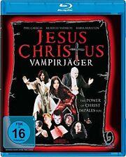 JESUS CHRIST VAMPIRE HUNTER - BLU RAY Region B/UK -