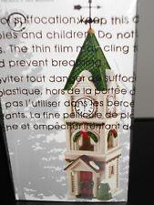 Dept 56 New England Village Accessory New England Clock Tower Nib *Still Sealed*