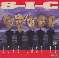 New: S-I-C - Long Lasting [Hip-Hop/Gangsta] CD