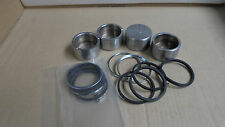 Triumph TR7 ** Brake CALIPER PISTON + SEAL KIT ** CAR SET, fro 2 calipers