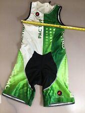 Pactimo Womens Size Large L Tri Triathlon Suit (6910-3)