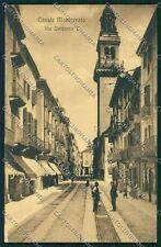Alessandria Casale Monferrato cartolina QK0676