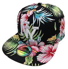 NEW YORK NY Snapback Cap Berretto Basecap Berretto Hip Hop Trucker Style visiera colorata