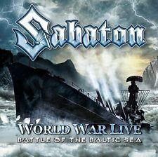 Sabaton - World War Live - Battle Of The Baltic Sea [CD]