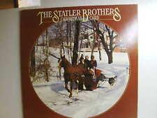 THE STATLER BROTHERS CHRISTMAS CARD ,MERCURY SRM-1-5012 ,1978, VINYL LP