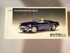 1:18 MGB Roadster Mk II 69' AUTOart 76611