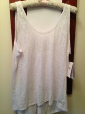 Everlast Ladies T Shirt,Tank Top,New,Size 16,White