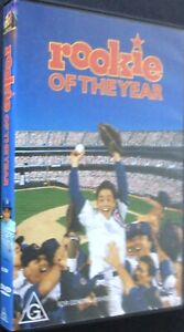 Rookie Of The Year - DVD - Region 4 - PAL - Free Post