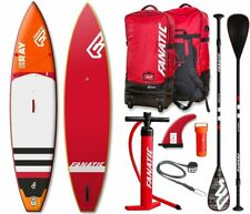 Fanatic Ray Air Touring Premium 12.6 inflatable SUP Windsurf Stand up Paddle