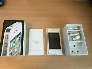 Apple iPhone 4s - 8GB - White (EE) A1387 (CDMA + GSM)