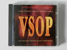 CD VSOP 7 Conquest of Paradise Lemon Tree Earth Song An Angel Love is all around