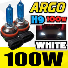 VOLVO 2X H9 100W HIGH POWER ICE WHITE  XENON MAIN HIGH BEAM BULBS