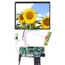 "M.NT68676 HDMI DVI VGA LCD Controller Board 9.7"" 1024x768 IPS LCD Screen"
